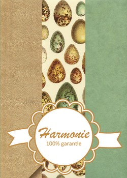 HARMONIE TRIO Collection d'oeufs
