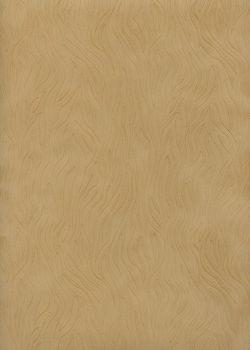 Simili cuir velours Zebra safran (70x100)