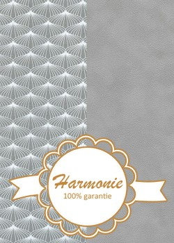 HARMONIE DUO Ombrelle ambiance gris