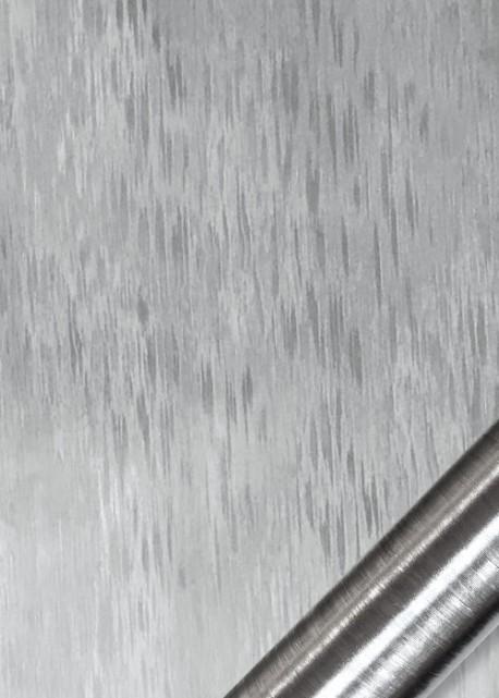 """Papier """"grain tissé"""" chromé (70x100)"""