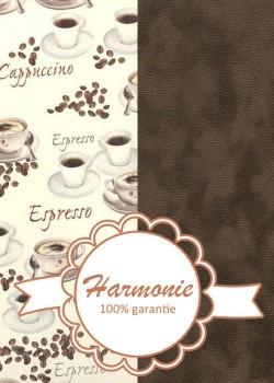 HARMONIE DUO Le café