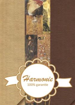 HARMONIE TRIO Klimt réhaussé or