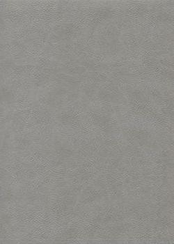 """Simili cuir """"Buffalo"""" acier (70x100)"""