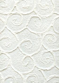 Papier murier spirales en relief (55x79)