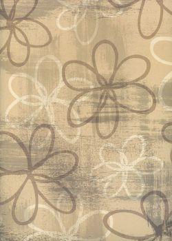 """Papier scrapbooking """"floral"""" 00178 (30x30)"""