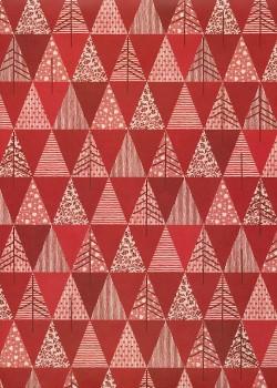 Géométrique de Noël (70x100)