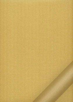 "Toile enduite ""Jazzy"" gold (46x100)"