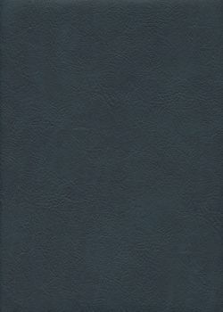 "Papier imitation cuir ""chevreau"" bleu marine (50X65)"