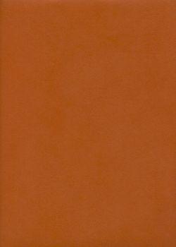 "Simili cuir ""lisse"" terracota (70x106)"