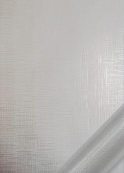 """Papier """"grain toilé"""" argent brossé (70x100)"""