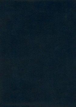 """Simili cuir """"effet craquelé"""" bleu marine(70x106)"""