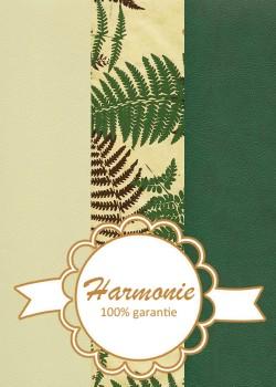 HARMONIE TRIO Les fougères vertes et chocolat