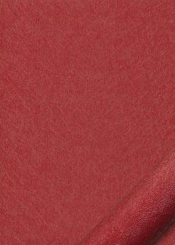 "Simili cuir ""Carat"" cherry (50x70)"