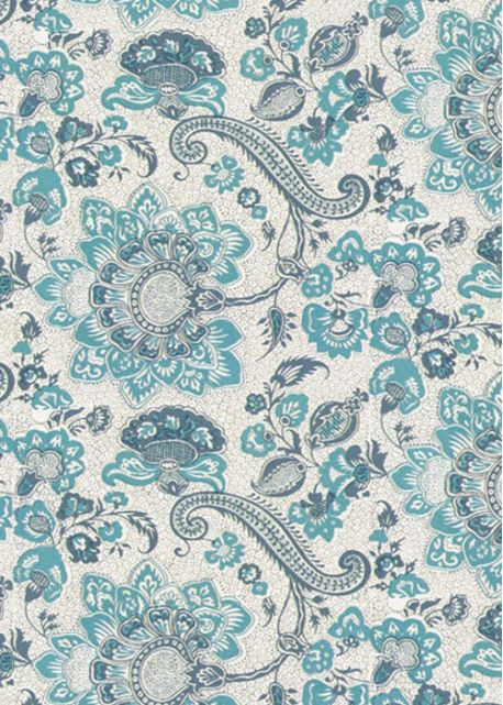 Cachemire 2 tons bleu (70x100)