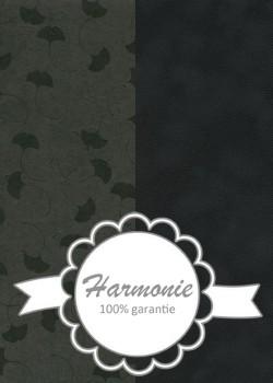 HARMONIE DUO Ginkgo biloba noir et gris
