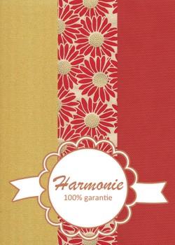HARMONIE TRIO Les marguerites rouges
