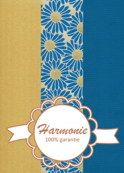 HARMONIE TRIO Les marguerites bleues