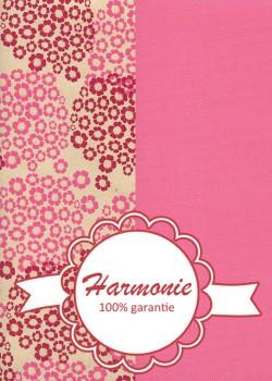 HARMONIE DUO Hortensia ambiance rose