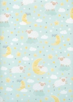 Les trois petits moutons (68x98)