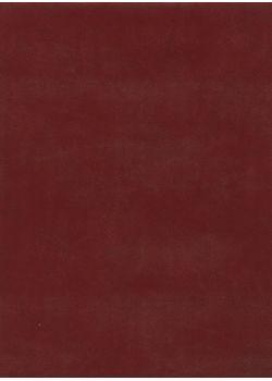 """Papier imitation cuir """"lisse"""" rouge (50X65)"""