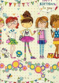Le cirque des petites filles