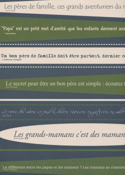 "Papier scrapbooking ""fantaisie"" 70010 (30x30)"