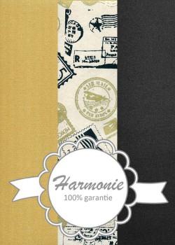 HARMONIE TRIO Les timbres du monde noir et or