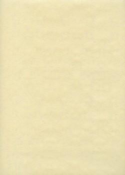 """Ornements"" blanc nacré fond vanille (54x78)"