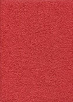 Véritable Momi rouge coquelicot (54x78)