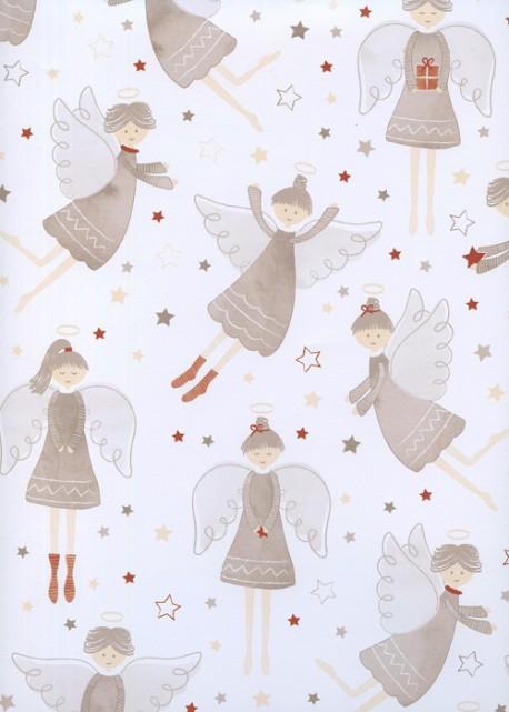 Les anges de Noël (68x98)