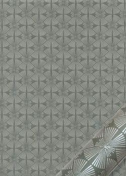 Mikado fond gris (54x79)