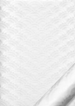 Seikaiha blanc (55x79)