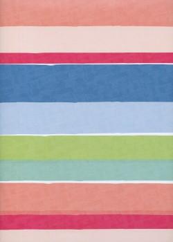 Bayadère multicolore (48x68)
