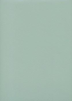 """Simili cuir """"Capra"""" bleu grisé"""