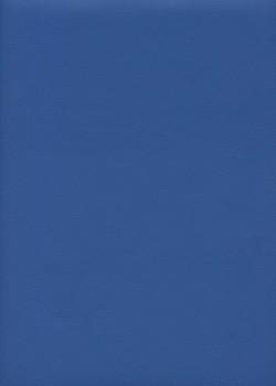 "Simili cuir ""Capra"" bleu outremer"