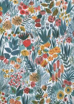 Floral d'automne (50x70)