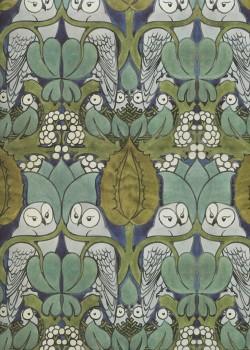 Les inséparables ambiance menthe (50x70)