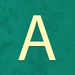 "Alphabet ""Classique"""