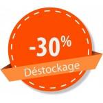 Déstockage -30%