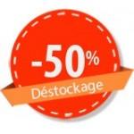 Déstockage -50%