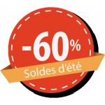 Soldes -60%