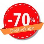 Déstockage -70%