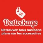 Destockage accessoires