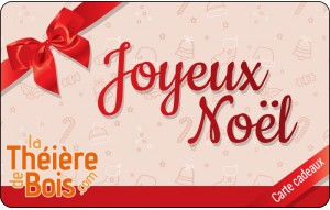 Cartes cadeaux Joyeux Noël